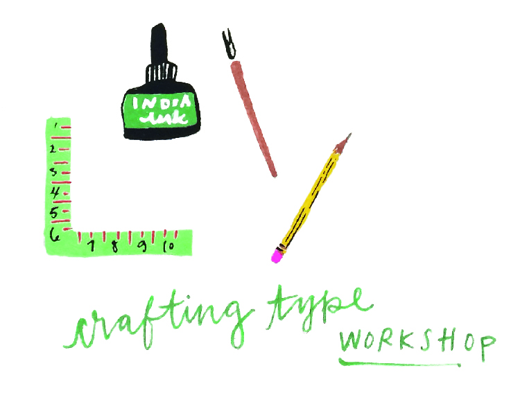Crafting Type_CMYKate_Supplies